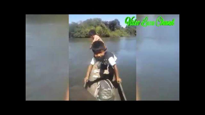 Video Lucu Mancing Menggunakan Tangan Hasilnya Menakjubkan Funny Fishing With Hand Very Amazing