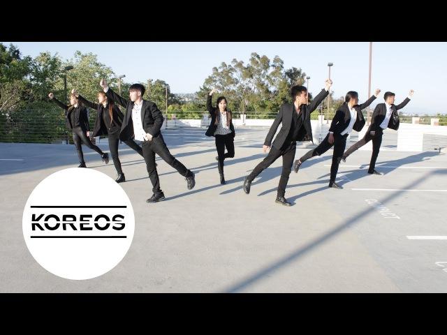 [Koreos] MONSTA X 몬스타엑스 - Beautiful 아름다워 Dance Cover 댄스커버