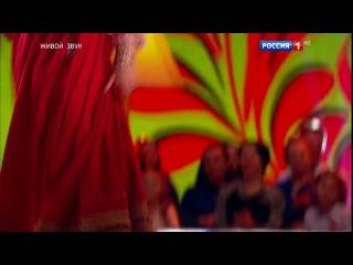 Синяя птица. Эфир от 11.12.2016. Алена Коротаева. Русская народная песня