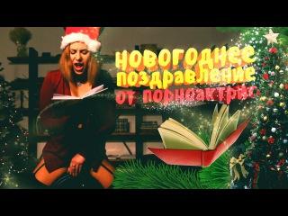 Порноактрисы читают сказку на Новый Год / Сидя на секс-машине
