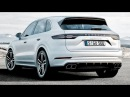2018 Porsche Cayenne TURBO (550HP) Interior Exterior Off Road