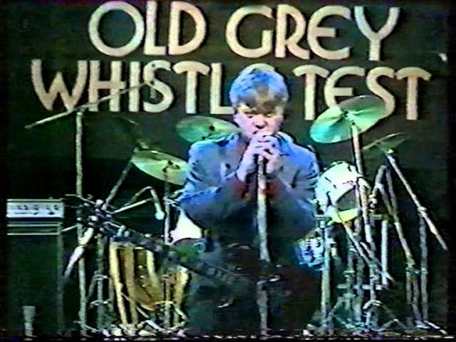 The Sound New Dark Age ( Live, Old Grey Whistle Test, 1981 )