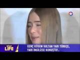 Anastasia Tsilimpiou nadide hayat gala/Интервью