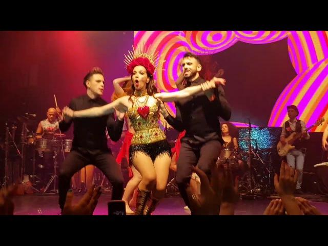 Recital NATALIA OREIRO - PLOP 11 AÑOS (Vorterix) Parte 1