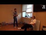 Смотрите как проходят КВЕСТ-АРТЫ: мастерская талантов, живая импровизация. 18 мая...