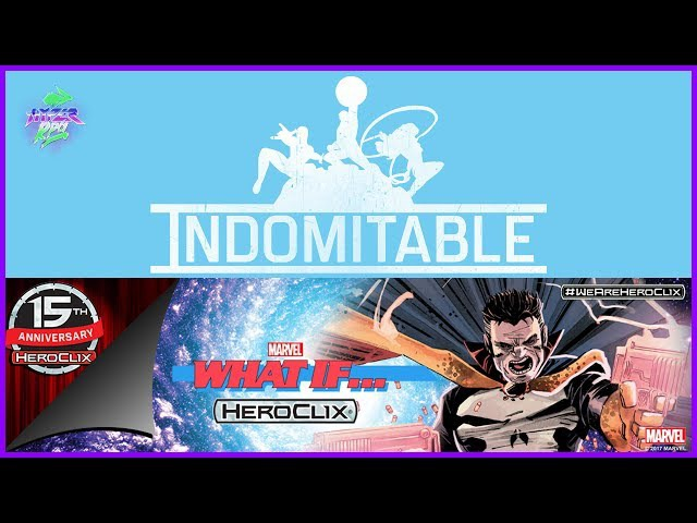 HeroClix: New What If set | Indomitable | Season 2 - Episode 1 | Homecoming!