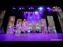Kamali Dance Studio - Однажды на балу Танцевальный конкурс Show Time Алматы 2017