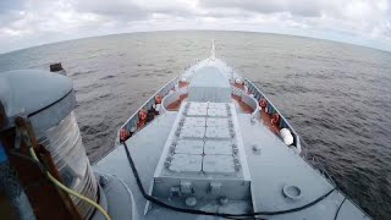 (182) (182) Corvette Invisibility projet 20386 sera la fierté de la marine russe - YouTube