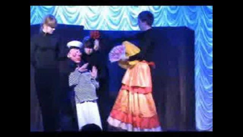 1033 Самодеятельный Народный театр кукол «Премьер» Веселые куклы для детей и взрослых