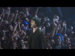 Green Day Live Pala Alpitour Torino 10/1/2017