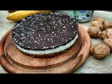 Сыроедный торт Баунти