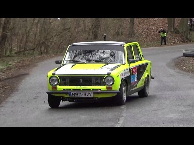 Zákányi-Vidécz Lada 2101 A123 Teszt Rallye 2017.-Lepold Sportvideo