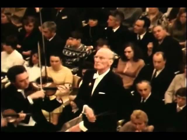 Evgeny Mravinsky - Brahms, Symphony No.4 - 1973