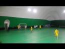 Луч 4-2 Чистополье-Багерово /1-тайм/, 4 тур Ночная Лига 2017