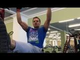 Сыроед-юодибилдер.  Роман Милованов. 32 года. Фитнес без мяса и молока