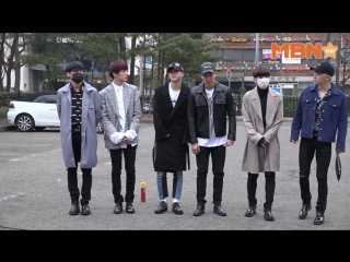 [VK][170331] Monsta X arriving at Music Bank @ MK스포츠