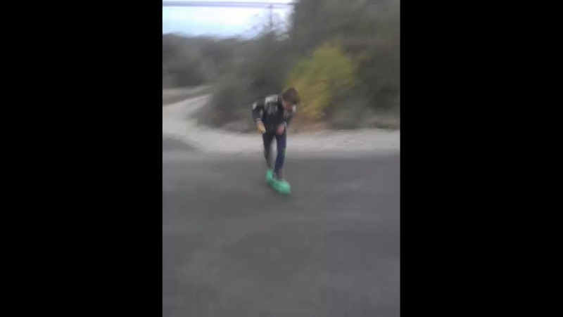 Сережа на скейте/Эпич 2 часть