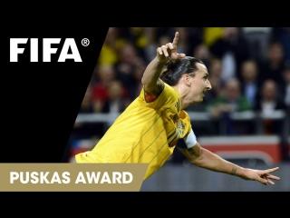 Лучший гол года / Премия ФИФА имени Ференца Пушкаша / Победители 2009-2016 [HD 720p]