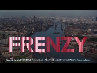 Frenzy (1972) - Main Titles by Henry Mancini (Rejected Score)