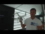 DJI Phantom 4 Pro - первый взгляд и обзор