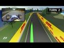 Гран-При Канады (2017) - Круг по трассе | 720 HD