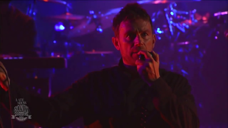 Gorillaz - Shes My Collar - The Late Show with Stephen Colbert