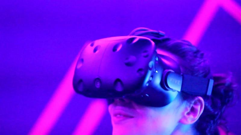 Клуб виртуальной реальности PlayRoom!