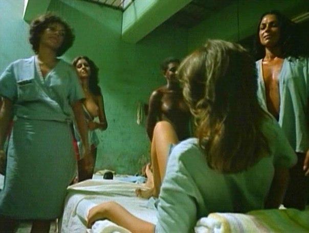 Секс в женских тюрягах
