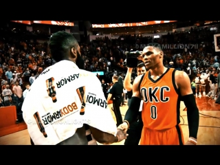 Russell Westbrook vs James Harden MVP Mix - IM THE ONE