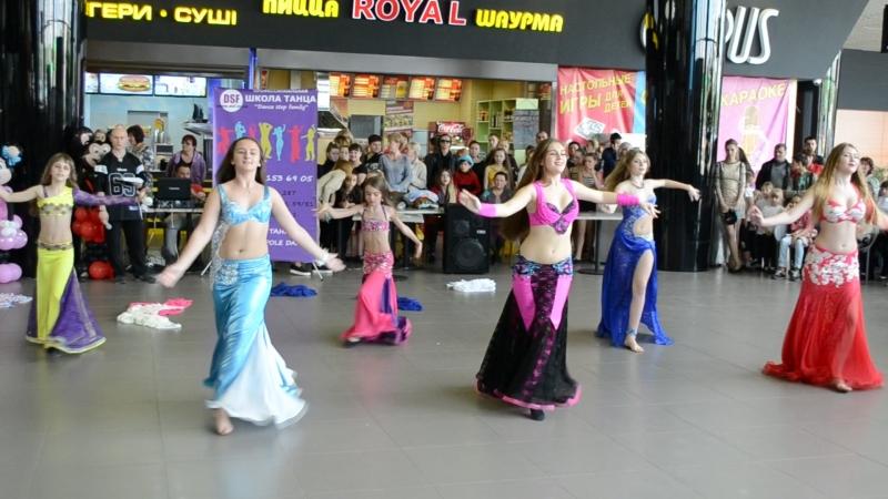 Отчетный концерт школы восточного танца Файмарис