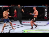 EA SPORTS UFC 2 Bruce Lee v Yuri Boyka