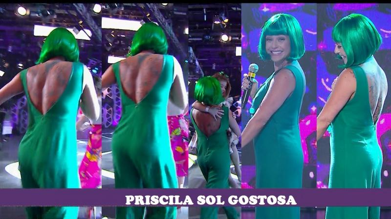 Priscila Sol - Teleton