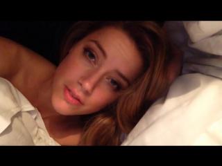 Amber Heard(Эмбер Хёрд-бывшая Джонни Деппа)Nude video icloud (18+!!!)