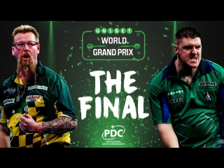 PDC World Grand Prix 2017 Final live