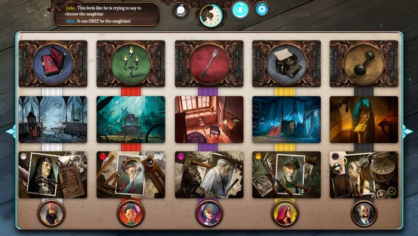 Mysterium (2017) PC - Скриншот 2