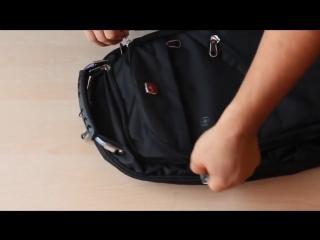 Распродажа оригинального швейцарского рюкзака