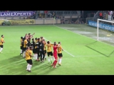 NAC Breda players and fans have a mass dance off!