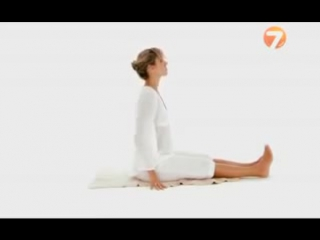 Кундалини-йога 1-я чакра - Муладхара корень жизни - Разминка