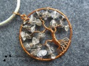 Simple Tree of life - How to make wire jewelry 102