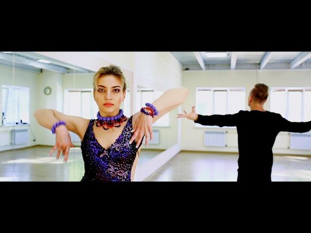 Красивый клип Пара танцует танец НАВСТРЕЧУ СОЛНЦУ За тобой