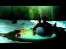 Ларва Личинки - Горячие источники Серия 13 Самый смешной мультик про червячков.
