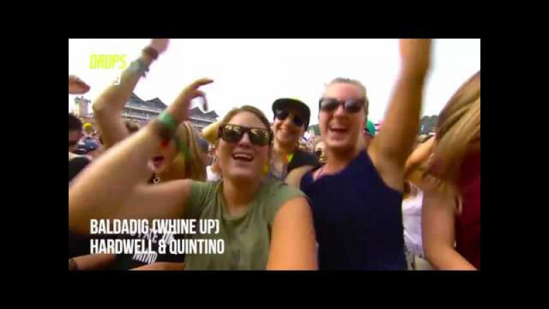 TOMMOROWLAND UMF THE BEST DROPS 2016 (Martin GarrixNicky RomeroWWNervoR3hab)
