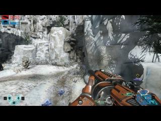 Играем в Evolve: Stage 2 16 - Тренинг. Охота против ИИ: Штурмовик Парнелл (1080p60)