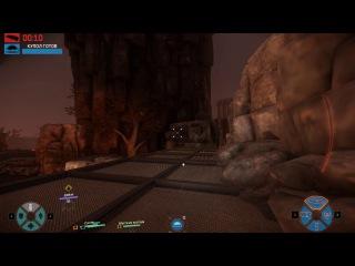 Играем в Evolve: Stage 2 18 - Тренинг. Охота против ИИ: Штурмовик Эйб-бунтарь (1080p60)