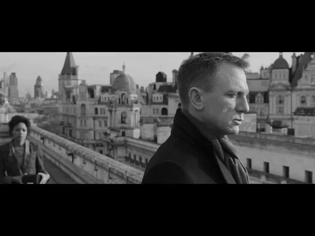 Michael Buble Feeling Good with 007 Trilogy Spectre Teaser