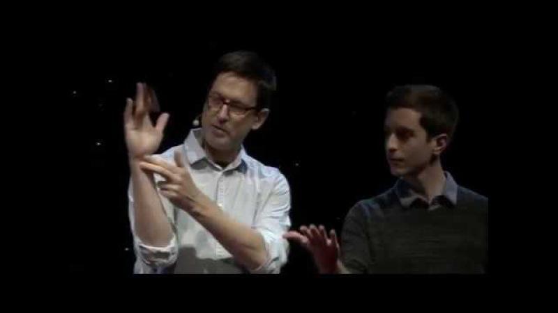 TED на русском: Как своим мозгом контролировать чужую руку