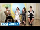 INT with Kim Jaejoong, Uie, Jung HyeSung, Baro [Entertainment Weekly / 2017.08.21]
