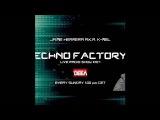 K-Mel - Techno Factory Live Radioshow # 107 @ Radio DEEA 29.10.17