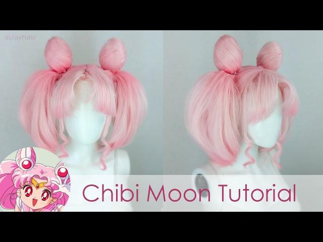 Chibi Moon Wig Tutorial
