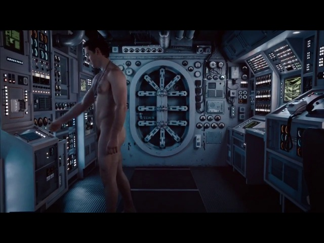 The Leftovers - Submarine scene (Je ne peux pas rentrer chez moi by Charles Aznavour )